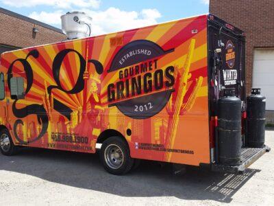 Food Truck Wraps Vinyl - 08