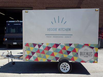 Food Truck Wraps Vinyl - 11
