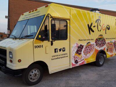 Food Truck Wraps Vinyl - 15