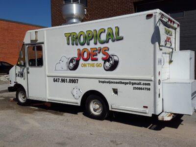 Food Truck Wraps Vinyl - 16