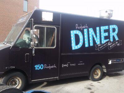 Food Truck Wraps Vinyl - 17