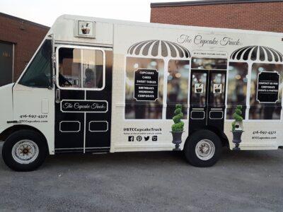 Food Truck Wraps Vinyl - 22