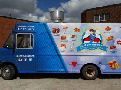 Food Truck Wraps Vinyl - 23