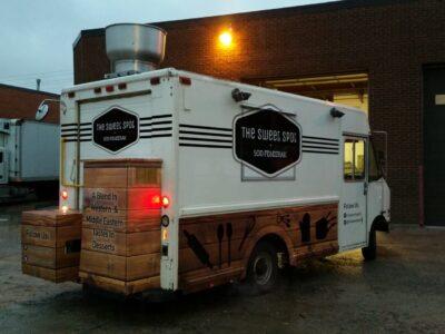 Food Truck Wraps Vinyl - 24