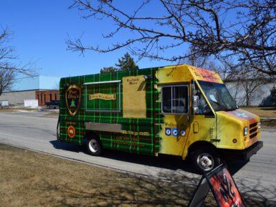 Food Truck Wraps Vinyl - 26