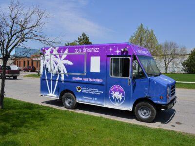 Food Truck Wraps Vinyl - 27
