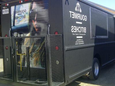 Food Truck Wraps Vinyl - 30