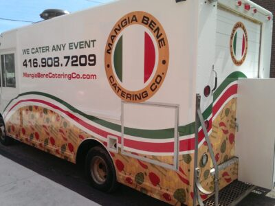Food Truck Wraps Vinyl - 31