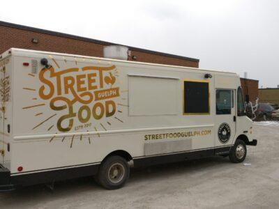 Food Truck Wraps Vinyl - 36