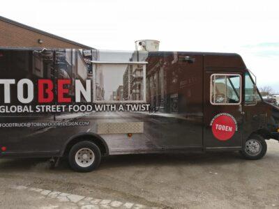 Food Truck Wraps Vinyl - 38