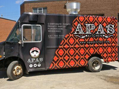 Food Truck Wraps Vinyl - 39