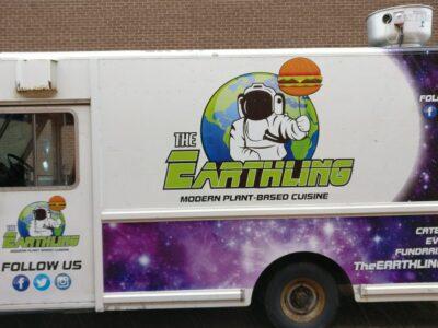 Food Truck Wraps Vinyl - 40