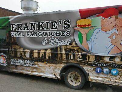 Food Truck Wraps Vinyl - 41