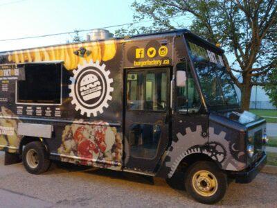 Food Truck Wraps Vinyl - 42