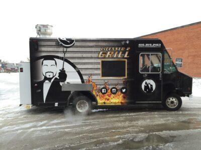 Food Truck Wraps Vinyl - 43