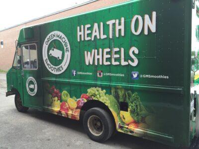 Food Truck Wraps Vinyl - 46