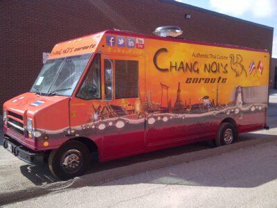 Food Truck Wraps Vinyl - 50