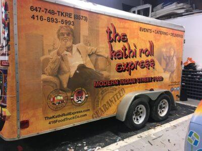 Food Truck Wraps Vinyl - 52
